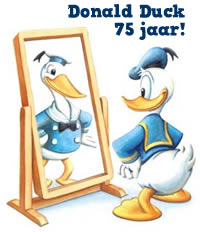 Donald Duck 75 jaar!