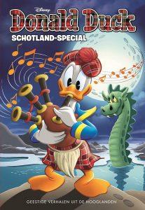 Donald Duck Schotland Special