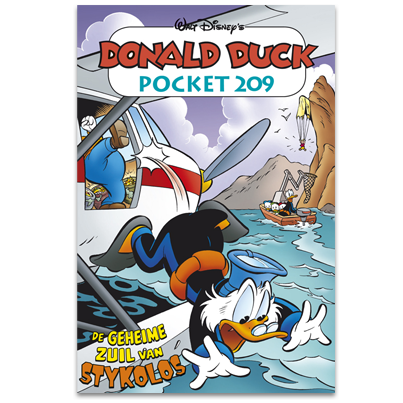 Pocket 209 Donald Duck