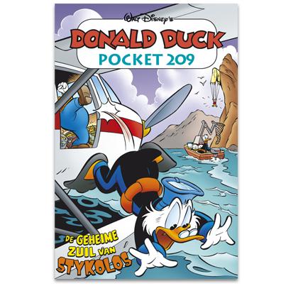 Pocket 209 Donald Duck