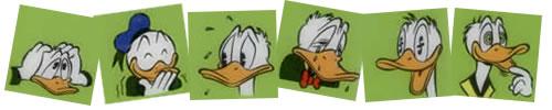 Avatars gezichten Donald